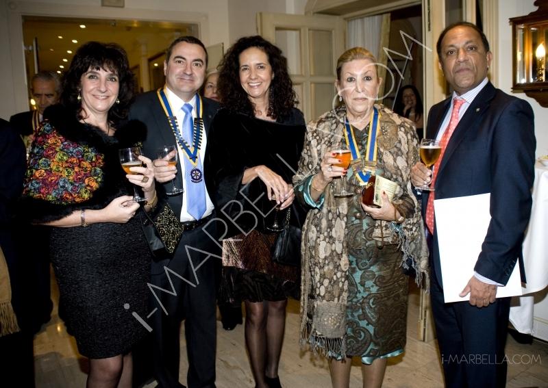GALLERY:Rotary Club Marbella-Guadalmina Charter Presentation