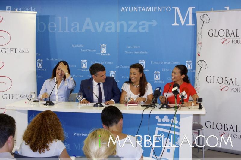 La Fundación Global Gift presenta en Marbella su Fin de Semana Filantrópico 2015