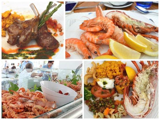 Sea grill punete romano beach resort marbella buffet - Sea grill marbella ...