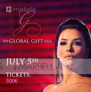 Eva Longoria Charity Events on July 4-5, 2015