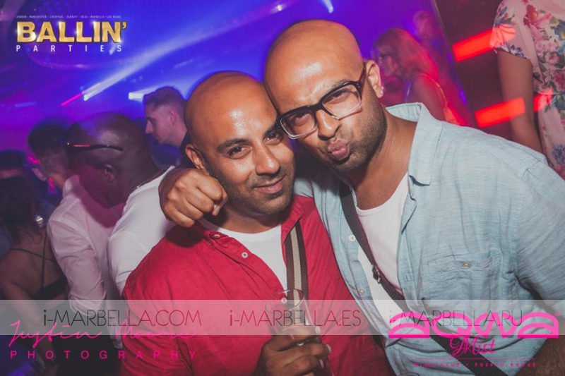 Ballin' в клубе Aqwa Mist 2 июля 2015 года
