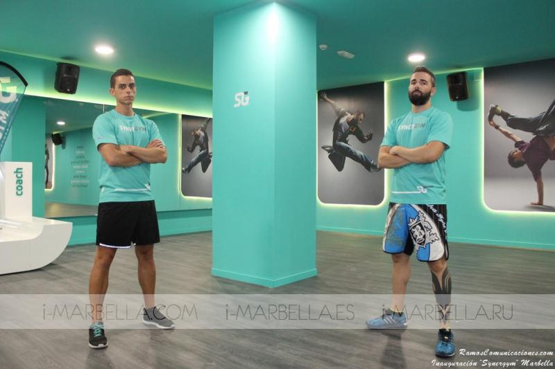 Se inaugura en Marbella un fantástico gimnasio de la franquicia