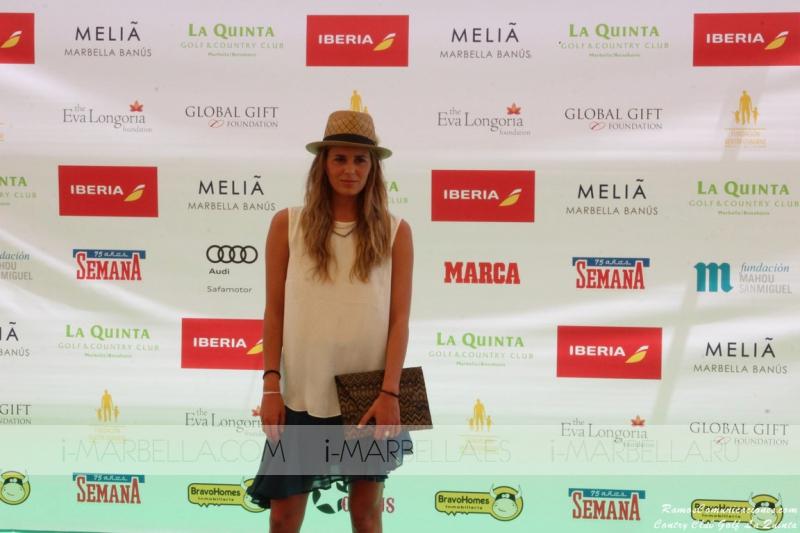 The Global Gift torneo de golf 2015 en el Contry CLub Golf La Quinta