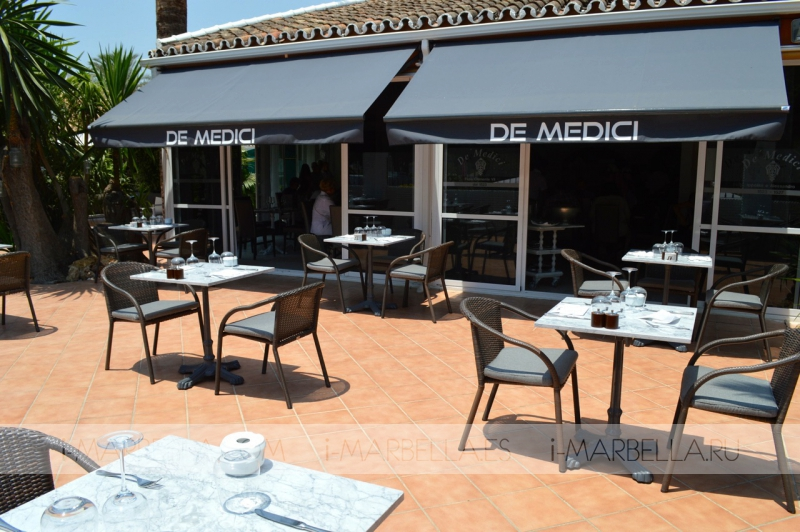 De Medici Restaurant Open Again