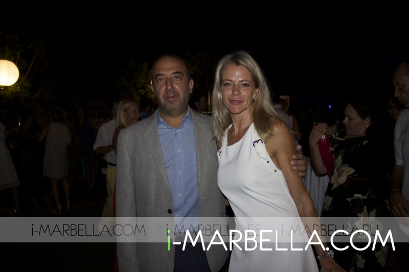 Chocron Jewelers at Villa Padierna on July 9, 2015