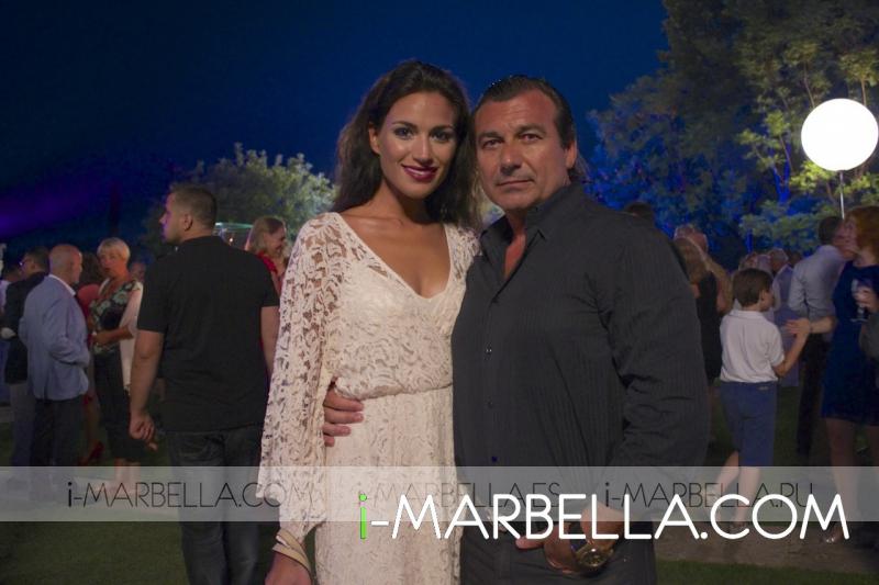Chocron Jewelers at Villa Padierna on July 9, 2015