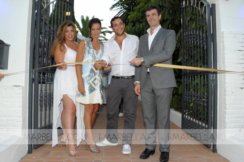 De Medici Inauguration Dinner in Pictures