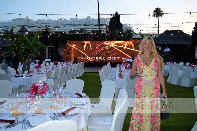 Inside the Eva Longoria Global Gift Gala with Annika Urm