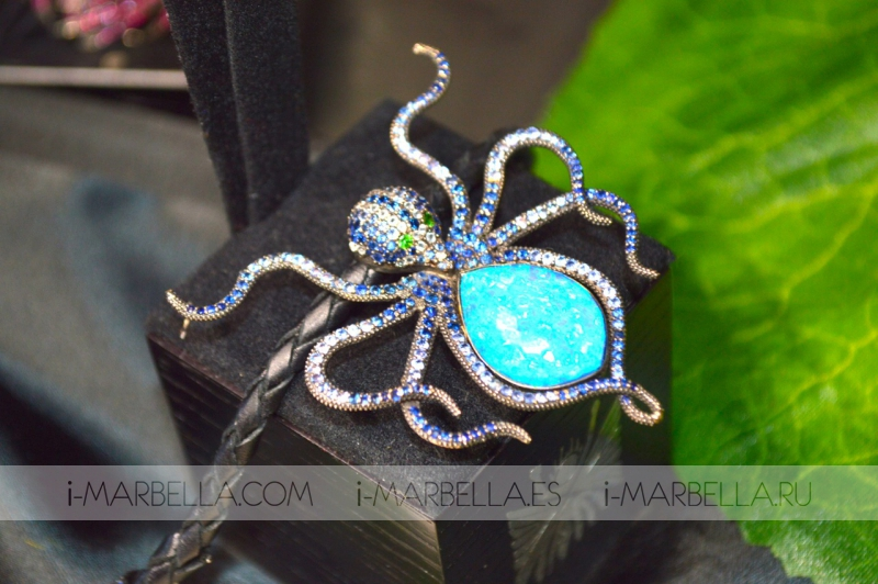 Dandelion Wine Jewellery Collection Presented Exclusively in Marbella