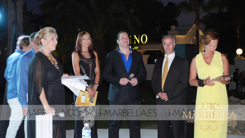 Luks Marbella Fashion Awards 2015