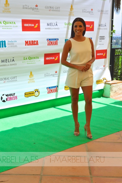Amaury Nolasco: Me he alojado en Marbella durante un mes, y me siento como en el cielo!