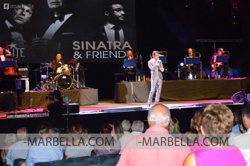 Frank Sinatra and Friends Binging the Golden Age of Music Back at Starlite