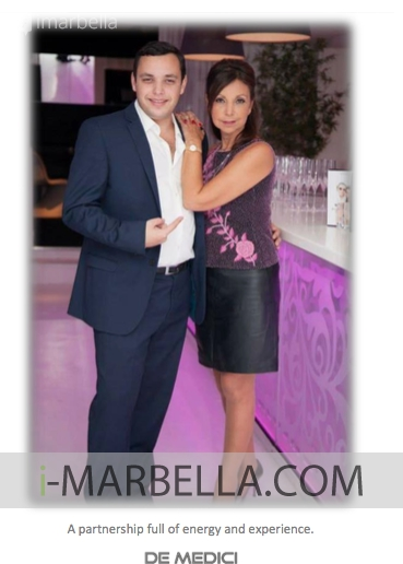 Owners of De Medici: Jonathan and Carole Sobell