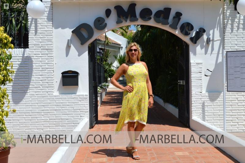 De Medici Marbella Food Review