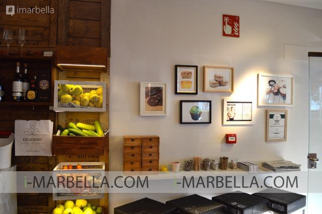 New Coeliac Restaurant in Marbella – Celicioso Gluten-Free – Bakery, Food, and Drinks