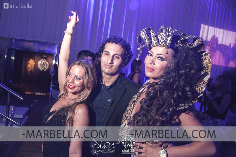 More July 2015 Parties @ Cavalli Club