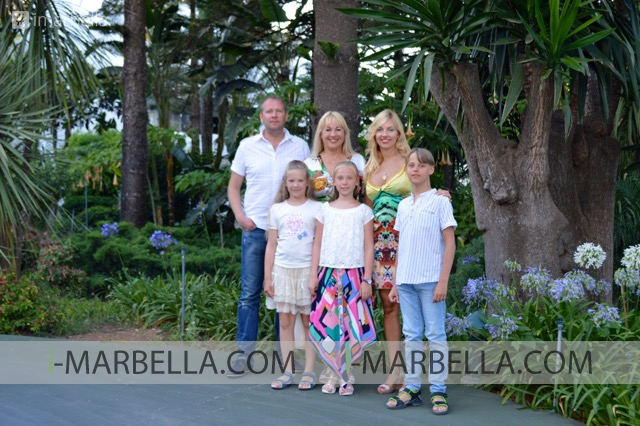 Annika Urm Column: Unbelievable Summer in Marbella in June 2015