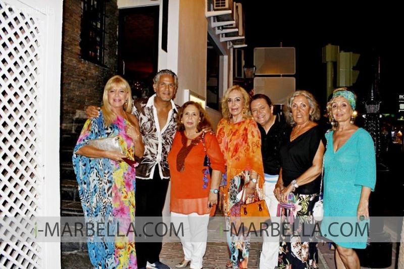 Tango Restaurant Puerto Banus Grand Re-Opening