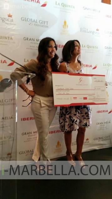 La Fundación Global Gift entrega 130.000 euros a beneficio de fundaciones benéficas