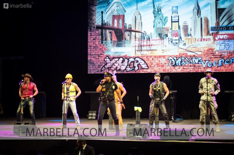 Village People Performing at Starlite 2015