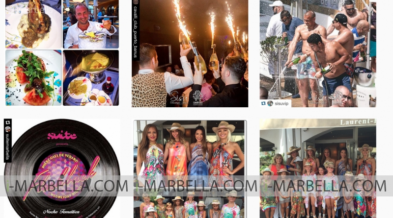 Follow i-Marbella on Twitter and Istagram!