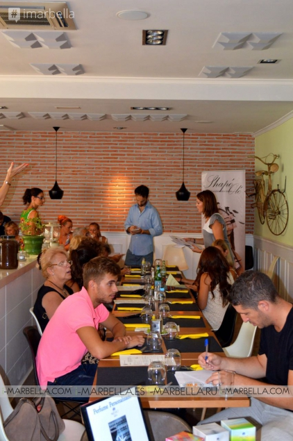 Shapo Ole Fashion Lunch at JAM Puerto Banus