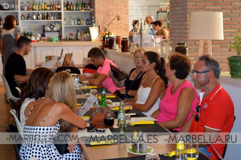 Shapo Ole Fashion Lunch at JAM Puerto Banus