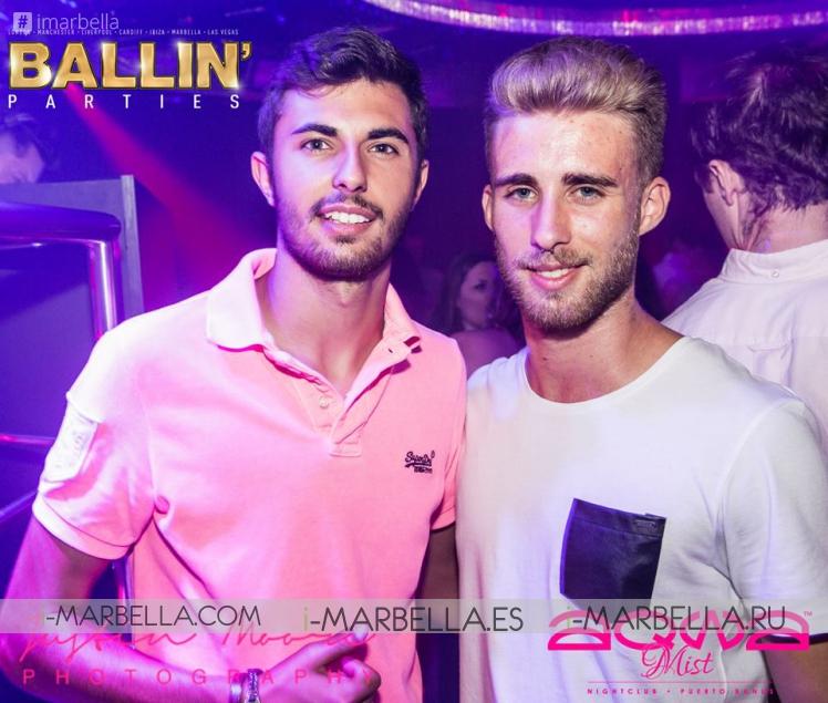 Aqwa Mist Ballin' Parties: August 6, 2015