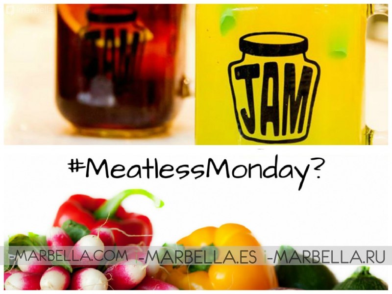Meatless Monday at JAM Puerto Banus