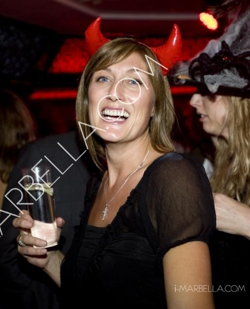 GALERÍA: Los mejores clubes de Marbella celebran Halloween