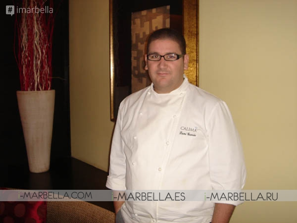 Dani Garcia's Fabled Cuisine on the Costa del Sol: Once Upon a Time Menu for a Few More Weeks!
