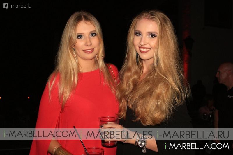 Клуб Suite Marbella никогда не спит: Галерея от 21 августа 2015 года