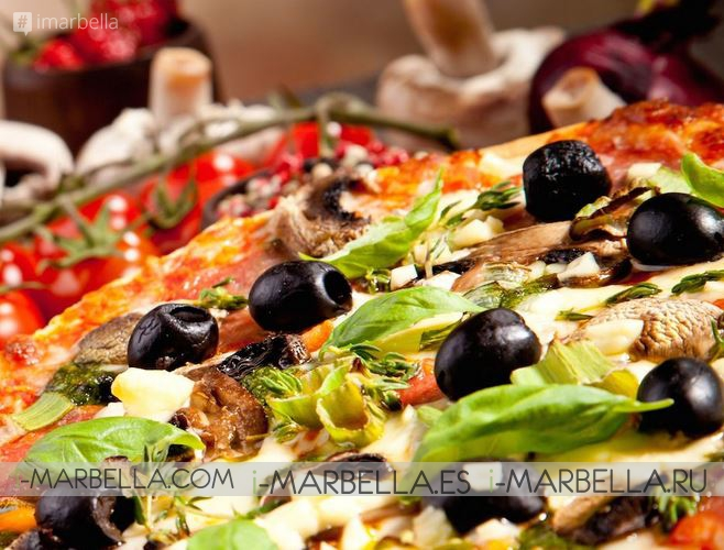 Marbella Pizza Kitchen - Authentic Wood Oven Pizza in Marbella