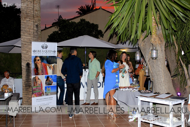 Global Fashion Dinner at De Medici on August 27, 2015, in Pictures