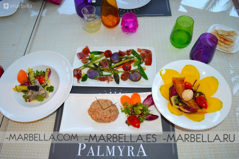 PALMYRA Restaurant: Food Review