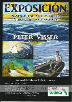 Art Exhibition in Aid of Cudeca Hospice on September 4, 2015