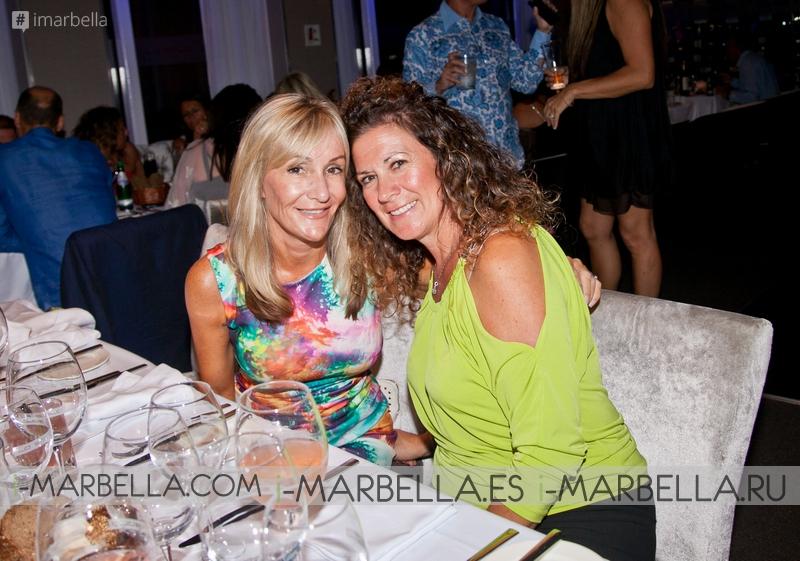 Sister Sledge зажгли La Sala Gibraltar 29 августа 2015 года!
