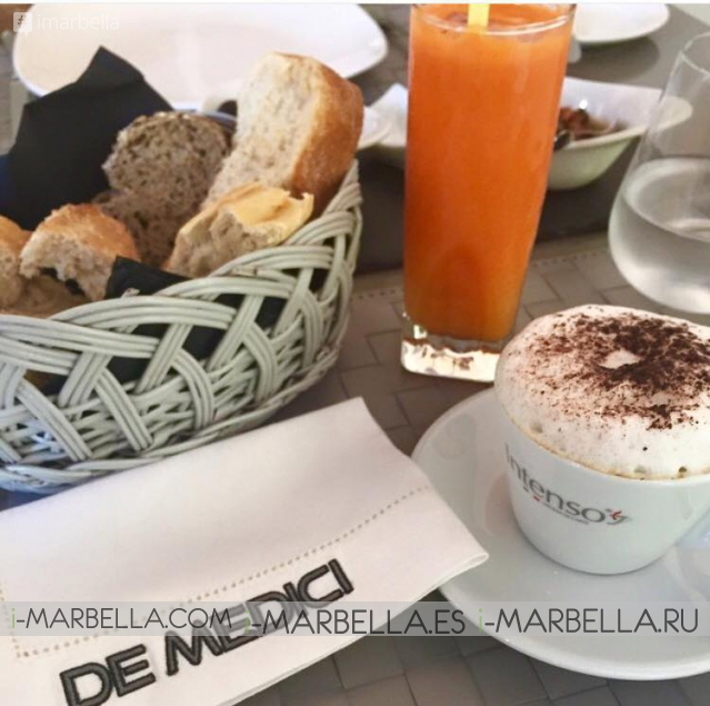 De Medici Restaurant in Marbella is the Place to Be on September 11, 2015