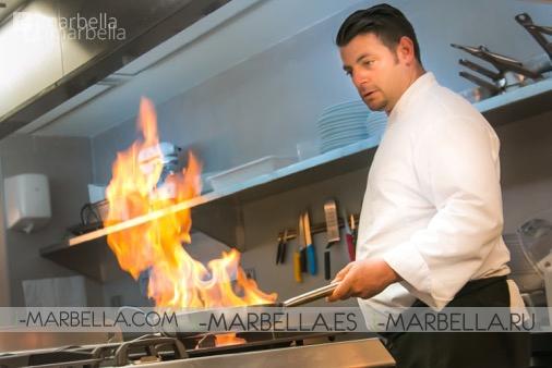 Les Cubes Marbella: A Fantastic Journey of Flavours