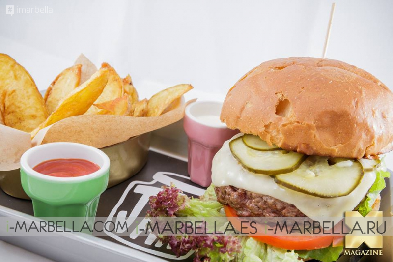 JAM Puerto Banus Dishes in Pictures
