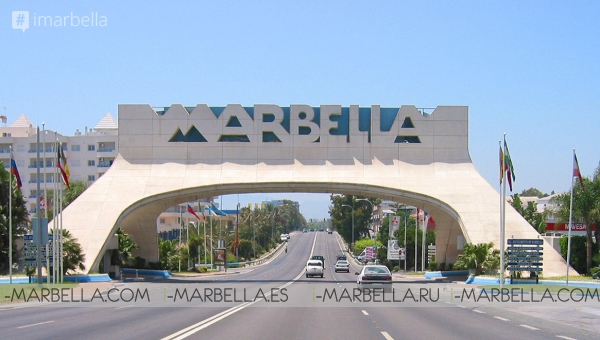Marbella Foreign Residents Department's Presentation on November 12, 2015