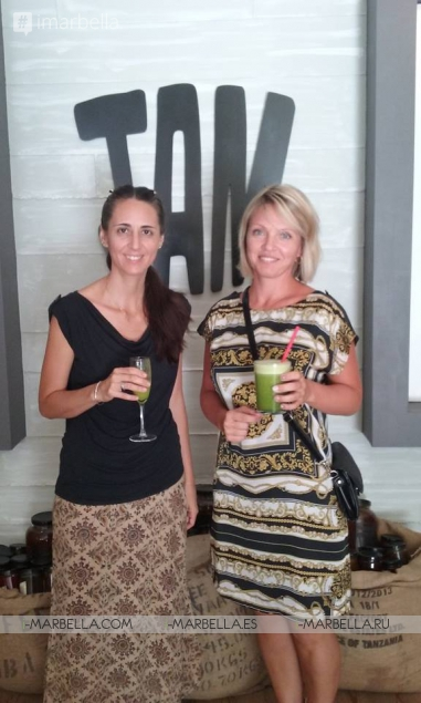 Gourmet Smoothies Making and Tasting Gallery @ JAM Puerto Banus on October 2, 2015
