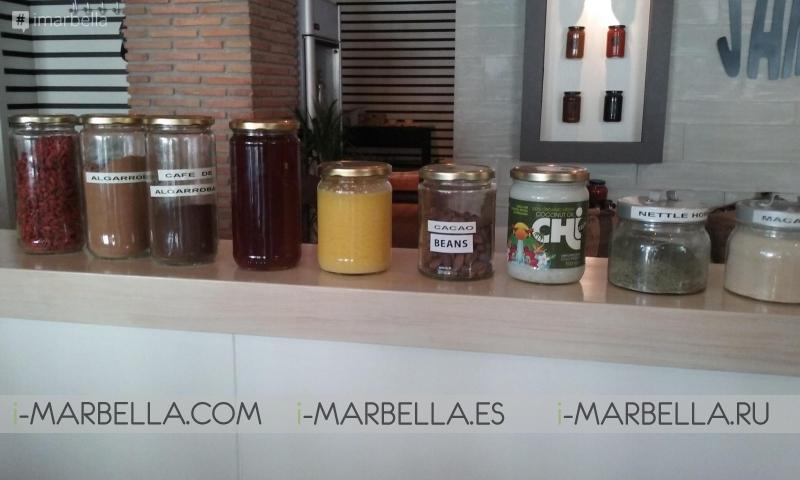 Gourmet Smoothies Making and Tasting Gallery @ JAM Puerto Banus on October 2, 2015