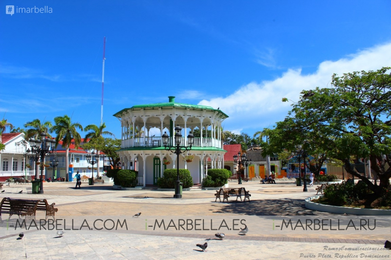 Sightseeing in Puerto Plata in the Dominican Republic with Felix Ramos