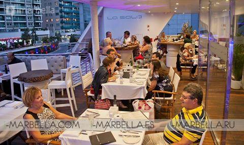 Fantástico Menú de Domingo en @ La Sala Gibraltar