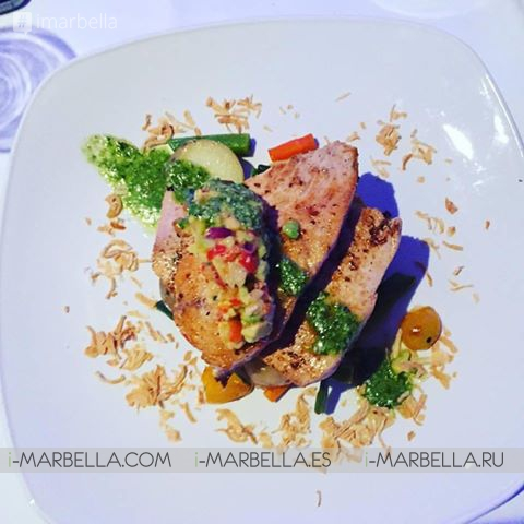 Fantastic Sunday Menu for Sunday Lunches @ La Sala Puerto Banus