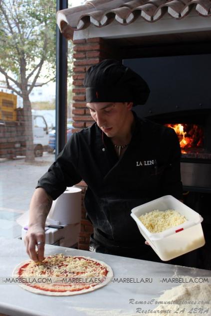 Gallery - Opening of La Leña Restaurant in San Pedro
