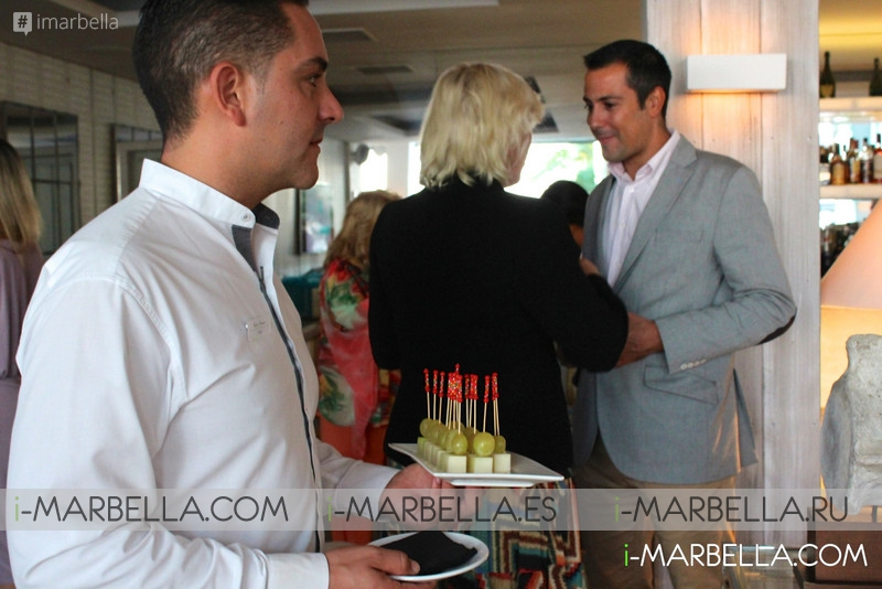 Dr. Med. Erich Schulte @ Puente Romano Beach Resort and Spa: A Unique Event on October 15, 2015: Gallery
