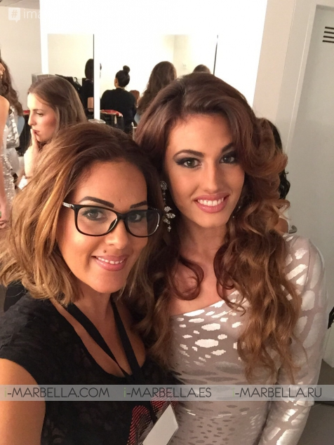 Miss World Spain 2015: Backstage Gallery