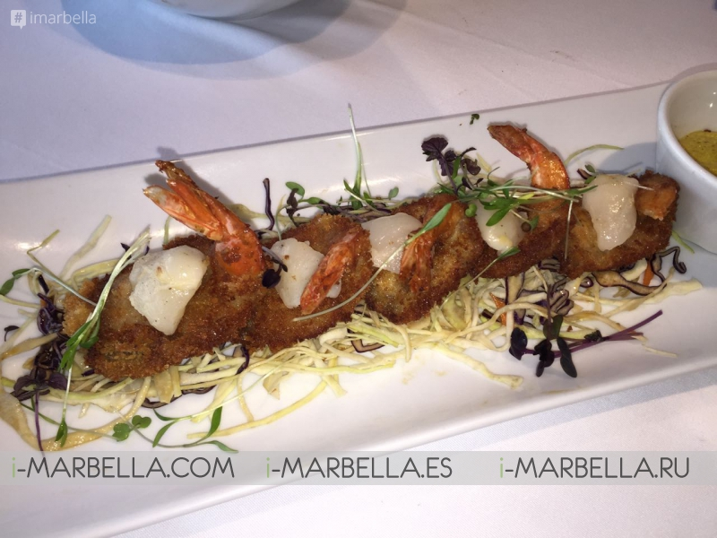 Food Review of La Sala Gibraltar